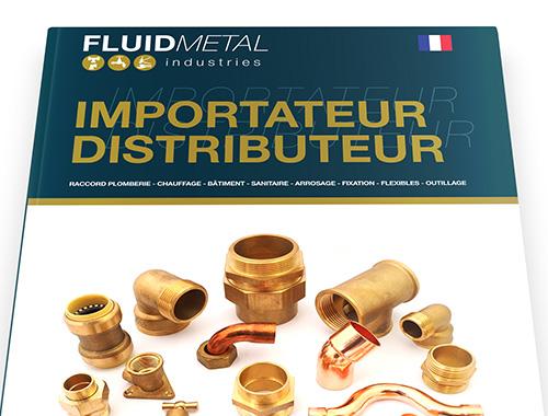 Plaquette Presentation Fluid Metal